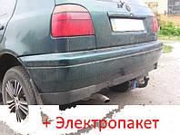 Фаркоп - Volkswagen Golf 3 Хэтчбек (1991-1998), фото 1