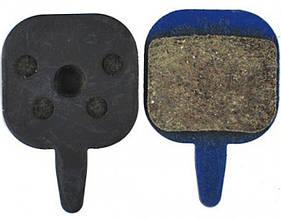 Тормозные колодки органические ProX BP-08 (C-UH-K-0029) TEKTRO