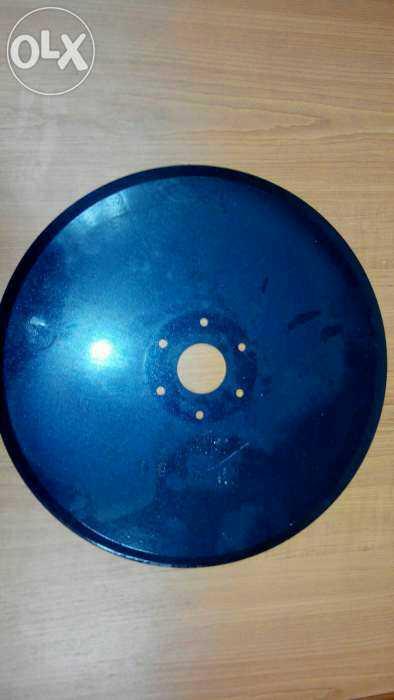 """Диск сошника 13.5"""" без ступицы // Great Plains 820-155C, 820-187C, 820"""