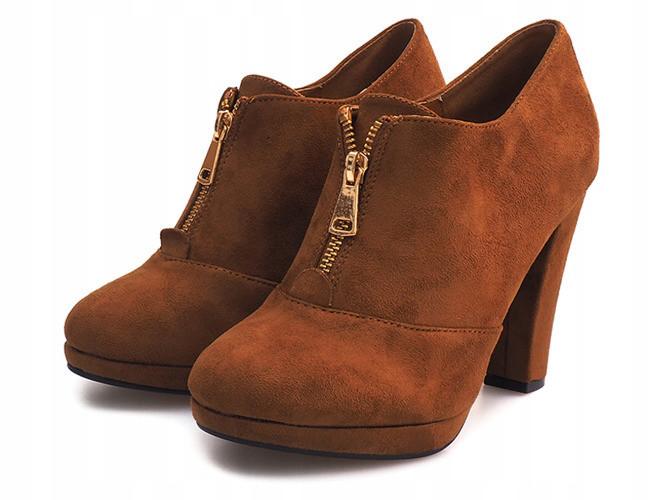 Женские ботинки Parr