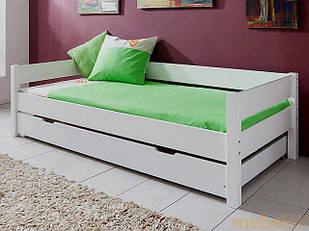 """Подростковая деревянная кровать """"Гармония"""" от производителя"""