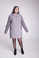 Куртка женская Л-583 большого размера, фото 1
