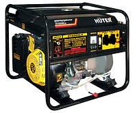 Бензиновый электрогенератор DY6500LX-электростартер