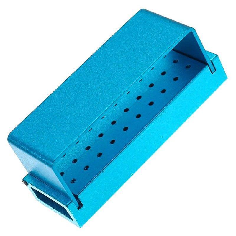 Контейнер для боров B004, 30 отверстий (синий)