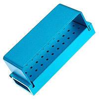 Контейнер для боров B004, 30 отверстий (синий), фото 1