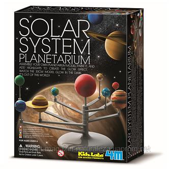 Набор для творчества 4M Солнечная система - планетарий, фото 2