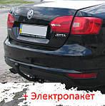 Фаркоп - Volkswagen Jetta Седан (2010--)