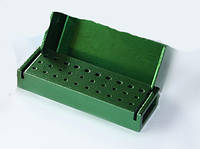 Контейнер для боров B004, 30 отверстий (зеленый), фото 1