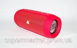 JBL Charge2+ e2 10W копия, блютуз колонка, красная, фото 3