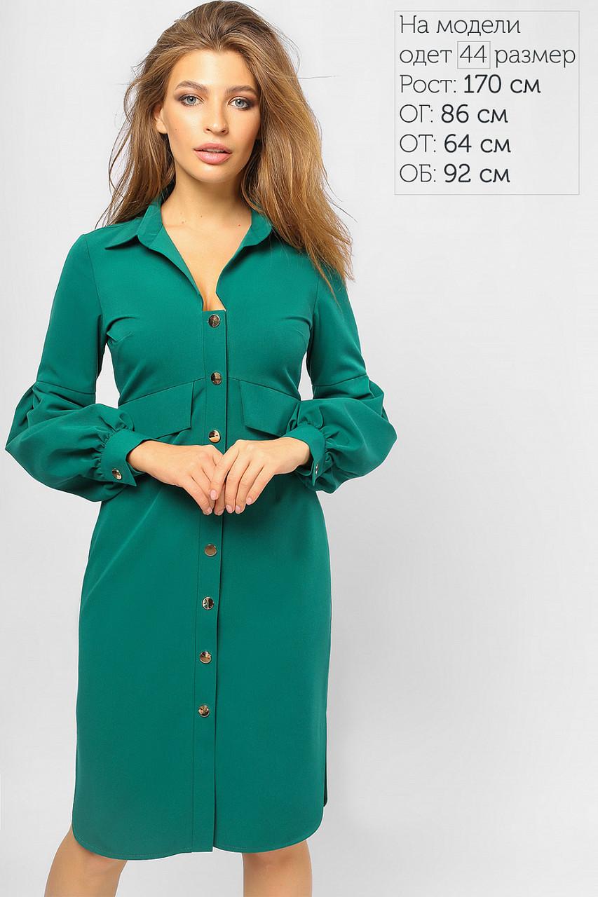 d1ca7f506a6d3d Платье-рубашка с