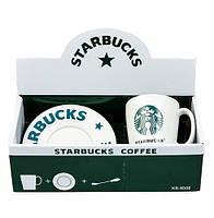 Набор «Starbucks» белый