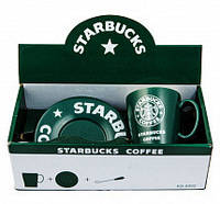 Набор «Starbucks» зелёный