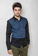 Рубашка двухцветная, фото 1