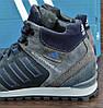 Мужские кожаные зимние кроссовки Adidas CloudFoam Flow. Последняя пара 41 - стелька 26.5-27см полный 41, фото 8