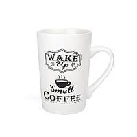 Кружка «Wake up smell coffee»