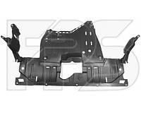 Защита двигателя Honda Accord 7 (03-08) пластиковая (FPS) 74111SECA00