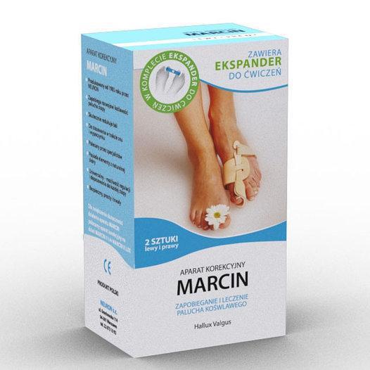 Ортопедическая вальгусная ночная шина Marcin №1