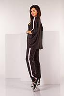 Женский стильный спортивный костюм с кардиганом по цене производителя