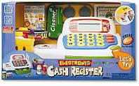 Игровой набор Keenway Кассовый аппарат с предметами  (30261)