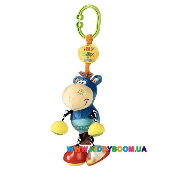 Игрушка-подвеска на зажиме Пони Playgro 101140