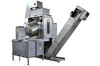Машина для автоматического соления семечек, арахиса, и других орехов