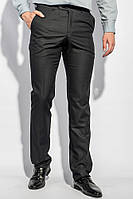 Брюки мужские под костюм AG-0004160 Темно-серый