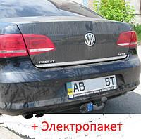 Фаркоп - Volkswagen Passat B-7 Седан / Универсал (2010-2014) Европа, фото 1