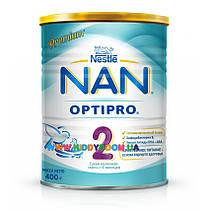 Сухая молочная смесь Nestle NAN 2 400 гр.
