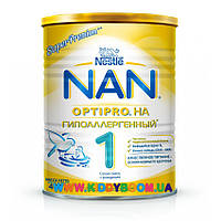 Сухая молочная смесь Nestle NAN 1 H.A. гипоаллергенный 400 гр.