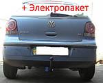 Фаркоп - Volkswagen Polo (9N) Хэтчбек / Универсал (2002-2009)