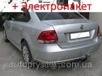 Фаркоп - Volkswagen Polo Седан (2010-2017)