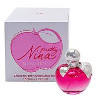Женская туалетная вода Nina Ricci Nina Pretty (цветочно-фруктовый аромат)