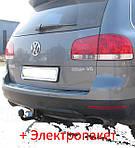 Фаркоп - Volkswagen Touareg Кроссовер (2002-2010)