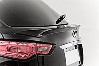 Накладка багажника, спойлер Infiniti FX35/FX35/QX70
