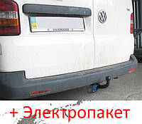 Фаркоп - Volkswagen Transporter T-5 Микроавтобус (2003--)