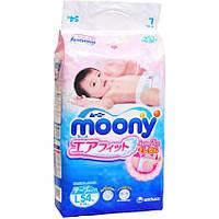 Японские подгузники Moony L (9-14 кг) 54 шт
