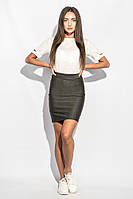 Юбка женская по фигурке AG-0004938 Темно-серый