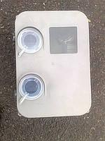 Шкаф защитный для трехфазных приборов учета электроэнергии