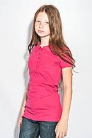 Поло женское в ярких оттенках AG-0005922 Малиновый