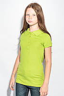 Поло женское в ярких оттенках AG-0005922 Салатовый