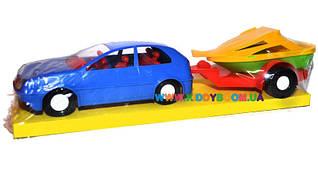 Авто-купе с прицепом Тигрес 39002