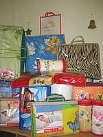Упаковка для домашнего текстил...
