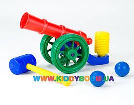 Царь-пушка Toys plast ИП.06.000
