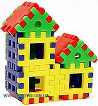 Конструктор пазлы Домик трех поросят Toys Plast ИП.09.003