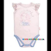 Боди-футболка Ретро для девочки р-р 68-86 Barbaras X133-02