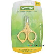 Ножницы с короткими лезвиями Baby Team 7101