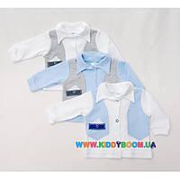 Кофточка для мальчика р-р 68-74 Mini 151440368