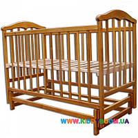 Детская кровать Ласка-М Чайка маятник