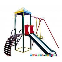Комплекс Гамми, спортивно-игровой для детских площадок Dali 807/кду