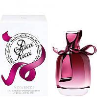 Женская парфюмированная вода Nina Ricci Ricci Ricci (неповторимый, чувственный аромат)